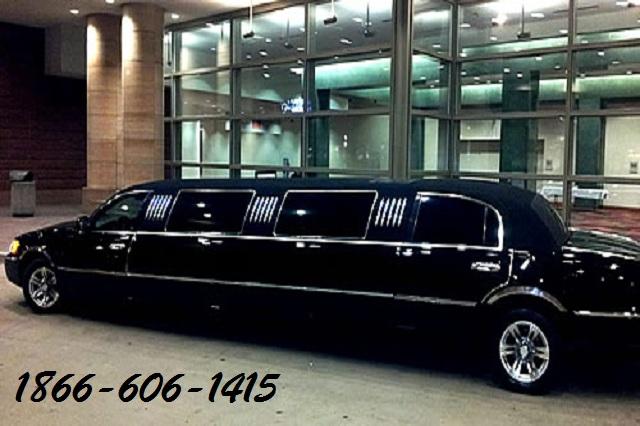 Airport limousine Burlington